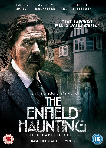 The Enfield Haunting 2015 DVDRip XviD AC3-EVO