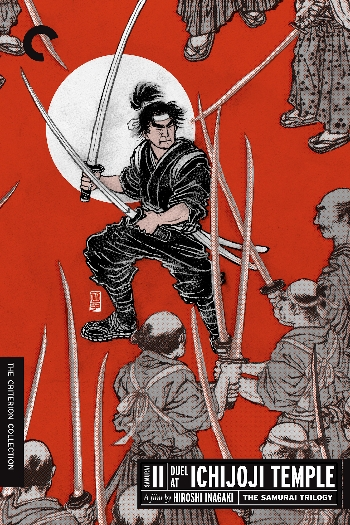 Samurai II Duel at Ichijoji Temple 1955 720p BDRip X264 AC3-PLAYNOW