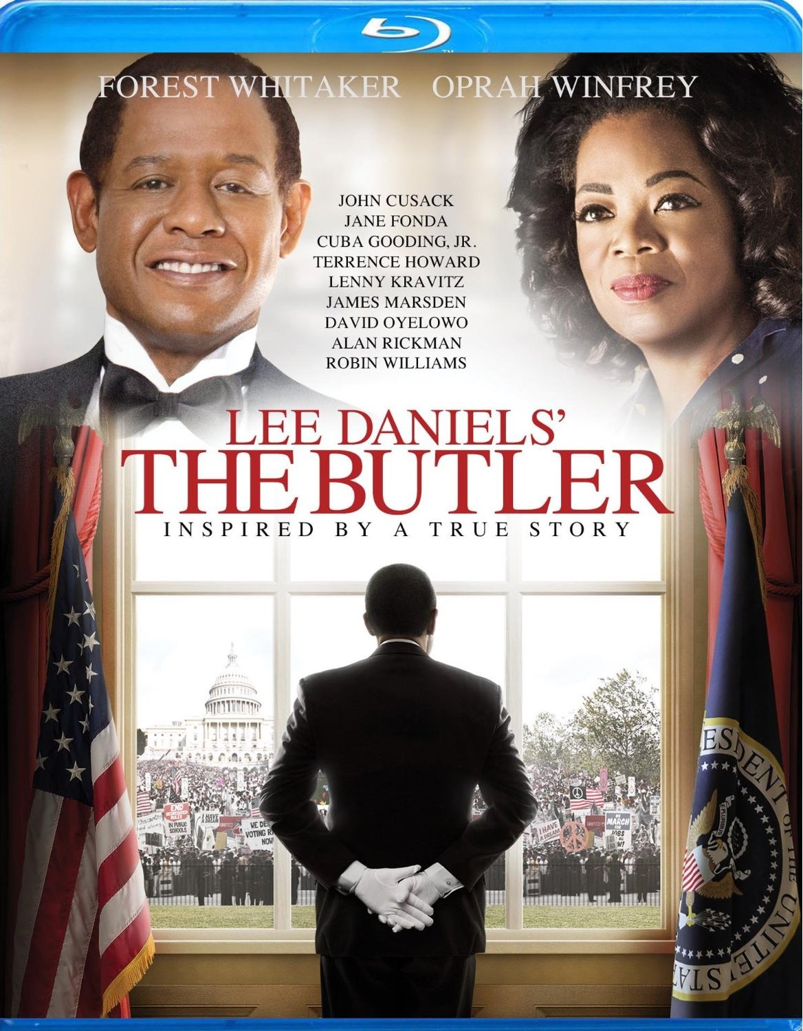 Lee Daniels' The Butler 2013 1080p BDRip H264 AAC - KiNGDOM