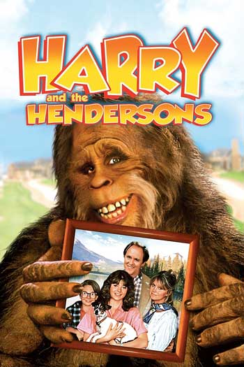 Harry and the Hendersons 1987 720p BluRay x264 x0r