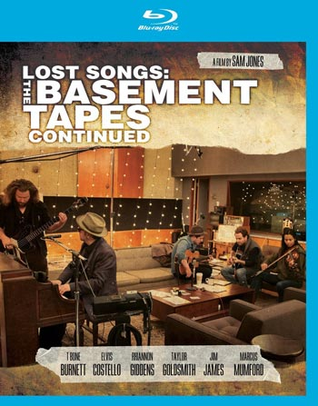Lost Songs The Basement Tapes Continued 2014 720p BRRip X264 AC3-PLAYNOW