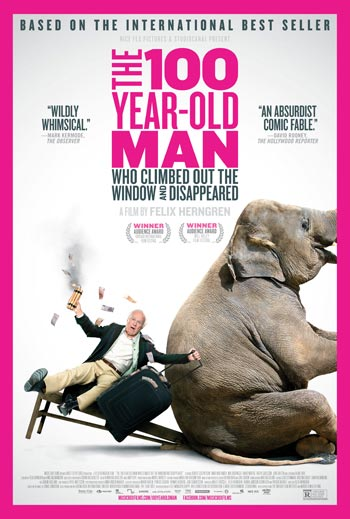 The 100 Year Old Man Who Climbed Out the Window and Disappeared 2013 DVDRip x264-SamT