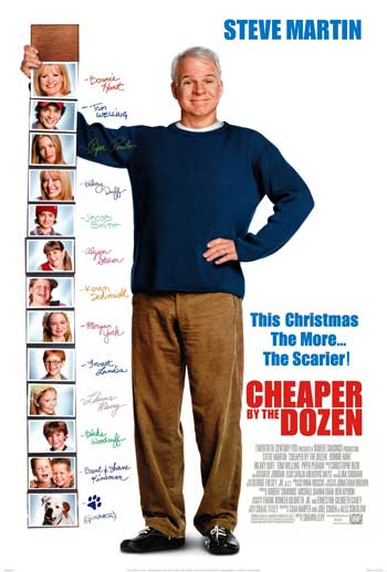 Cheaper By the Dozen 2003 720p WEB-DL DD 5.1 H264-BS