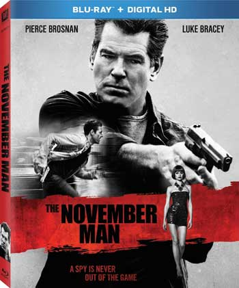 The November Man 2014 720p BluRay x264-SPARKS