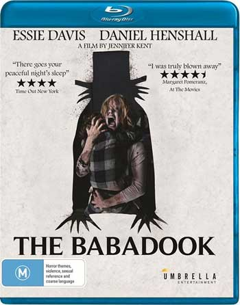 The Babadook 2014 720p BRRip x264 AC3-EVO