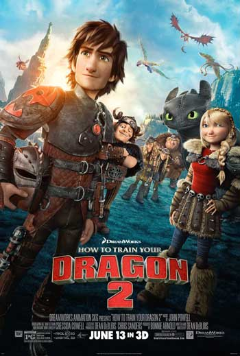 How to Train Your Dragon 2 2014 720p WEB-DL x264 AC3-EVO
