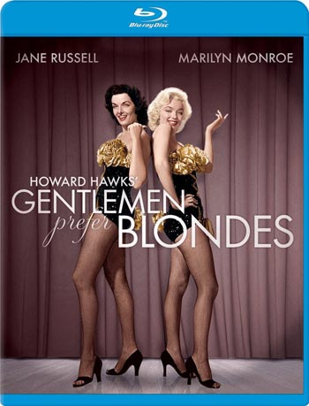 Gentlemen Prefer Blondes 1953 720p BDRip X264 AC3-PLAYNOW
