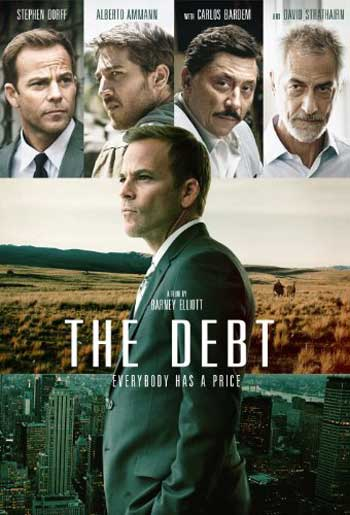 The Debt 2015 DVDRip x264-SPRiNTER