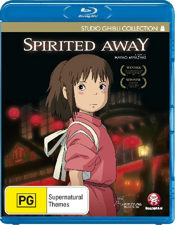 Spirited Away 2001 RERIP 720p BRRip X264 AC3-PLAYNOW
