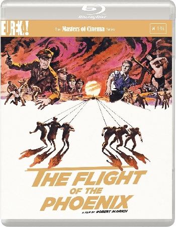 The Flight of the Phoenix 1965 720p BluRay H264 AAC-RBG