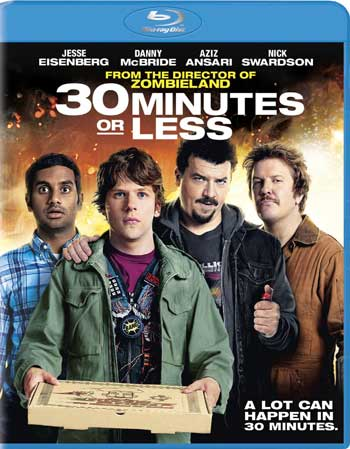 30 Minutes or Less 2011 720p Bluray x264 Swesub-nikolas