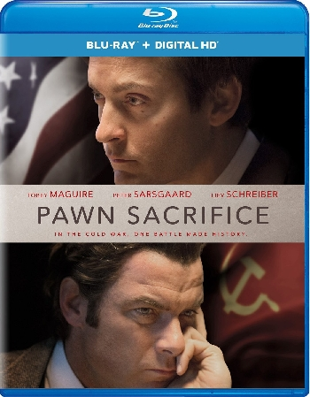 Pawn Sacrifice 2014 1080p BRRip H264 AAC-SaNKoE