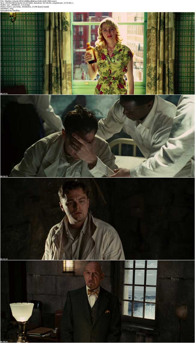 Shutter Island 2010 1080p BluRay H264 AAC-RBG
