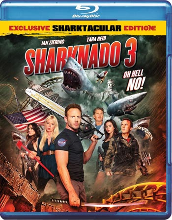 Sharknado 3 Oh Hell No 2015 UNCUT BRRip x264-MenaceIISociety